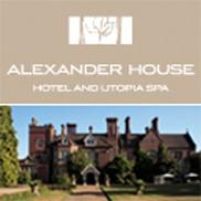 Alexander House Hotel & Utopia Spa Logo