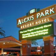 Alexis Park All Suite Resort Logo