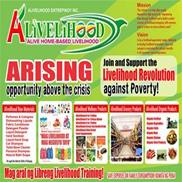 Alivelihood Entrepinoy Inc. Logo