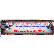 All American Auction Logo