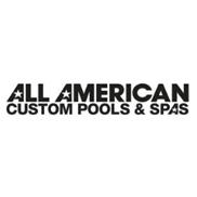 All American Custom Pools & Spas Logo