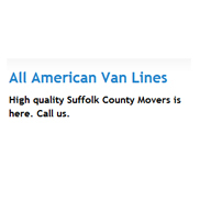 All American Van Lines Inc. Logo