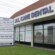 All Care Dental Logo