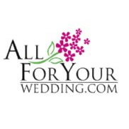 All For Your Wedding Logo