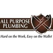 All Purpose Plumbing Logo