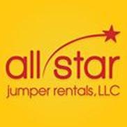 All Star Jumper Rentals, LLC Logo