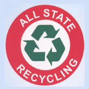 All State Recycling Logo
