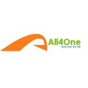 ALL4ONE.COM Logo