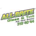 All-Brite Glass & Tint Logo