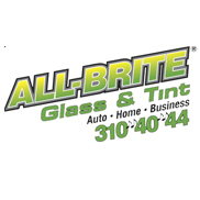 All-Brite Glass & Tint Logo