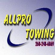 ALLPRO Towing Logo