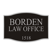 Borden Law Office Logo