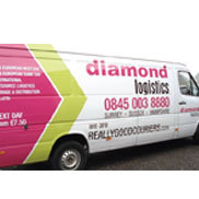 Diamond Logistics Logo