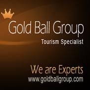 Gold Ball Group Logo