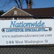 Nationwide Conveyor Specialists LLC Logo