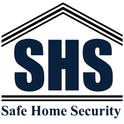 Safe Home Security Logo