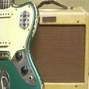 Terry Dean's Guitars Logo