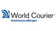 World Courier Inc. Logo
