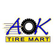 A.O.K. Tire Mart Logo