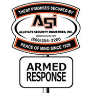 Allstate Security Industries Logo