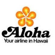 Aloha Airlines Inc Logo