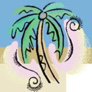 Aloha Cosmetology Center/ Aloha Hair Care Logo