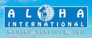 Aloha International Moving and Storage Logo