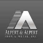 Alpert & Alpert Iron & Metal, Inc. Logo