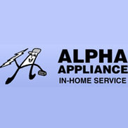 Alpha Appliance Home Service Logo