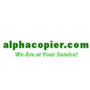 Alpha Copier Services Logo