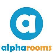 AlphaRooms Holiday / Alpha Holidays Logo