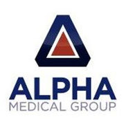 Alpha Medical Group, LLC Logo