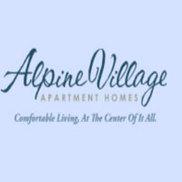 Alpine Village Logo