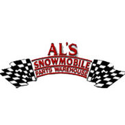 Al's Snowmobile Parts Warehouse Logo