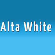 Alta White Logo