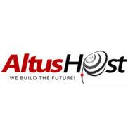 ALTUSHOST B.V. Logo