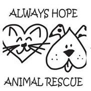 Always Hope Animal Rescue Logo