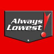AlwaysLowest Logo