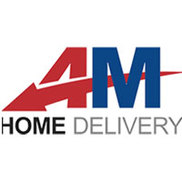 AM Home Delivery & Trucking Logo