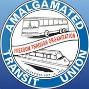 Amalgamated Transit Union Logo