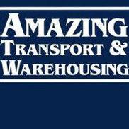 Amazing Transport & Warehousing Logo