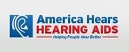 America Hears Hearing Aids Logo