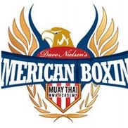 American Boxing Muay Thai MMA Academy Logo
