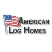 American Log Homes, Inc Logo