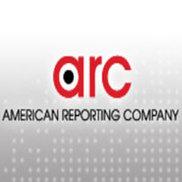 American Reporting Company Logo