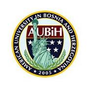 American University in Bosnia and Herzegovina Logo
