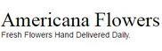 Americana Flowers Logo