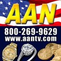 America's Auction Network Logo