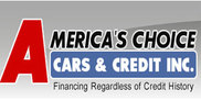 America's Choice Cars and Credit Logo