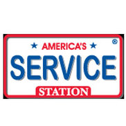 America's Service Station Logo